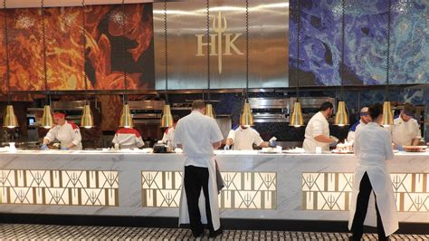 Gordon Ramsay's newly opened Hell's Kitchen restaurant in ...