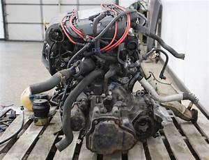 12v Vr6 Engine  U0026 Transmission Swap Wiring Ecu Vw Jetta Golf Gti Mk1 Mk2 Mk3 Aaa