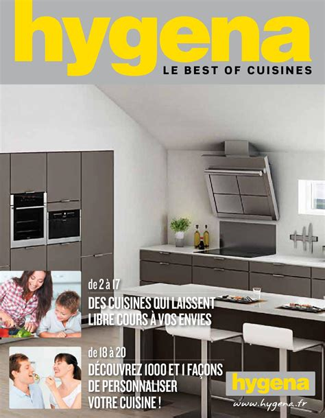 cuisines hygena catalogue catalogue hygena mai 2012 by hygena cuisines issuu