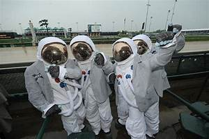 AXE Astronauts Bring A Taste Of Space To The Kentucky ...