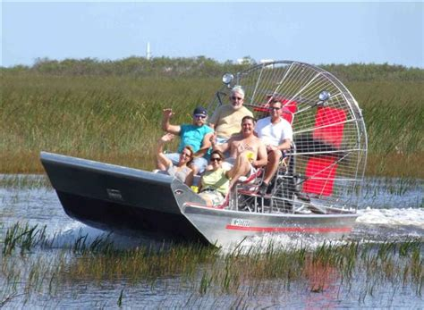 everglades fan boat rides air boats everglades outdoor adventures for fishing