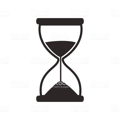 hourglass icon vector stock vector art  images