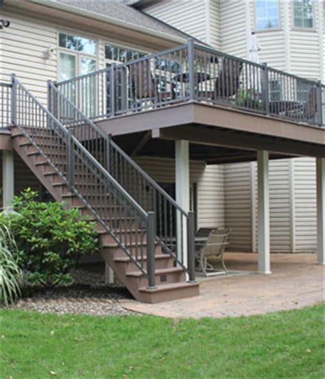 azek porch flooring specs decks vinyl decks elite vinyl raillings llc