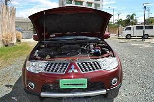 Used Mitsubishi Montero Sport 2013 Manual Transmission For