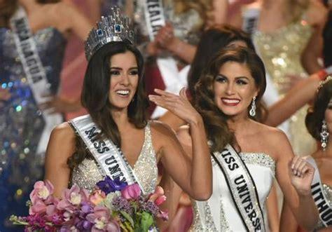 Paulina Vega Dieppa, da Colômbia, é a Miss Universo 2014
