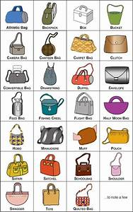 Purse Style Diagram