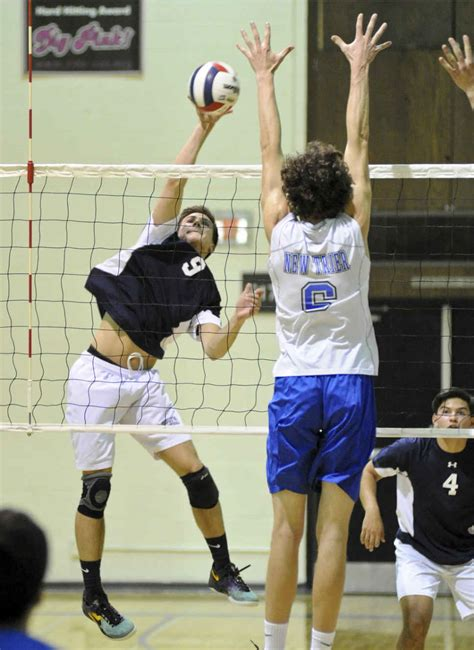sportsfolio boys volleyball  conference