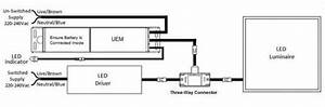 Kosnic Led Universal 3hr Emergency Module Cew03lil  N
