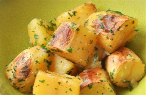 recette de cuisine avec pomme de terre pommes de terre rôties sans matière grasse recettes de