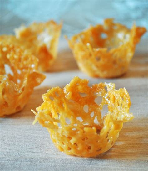canape cups recipes parmesan cups for simple canapes recipe