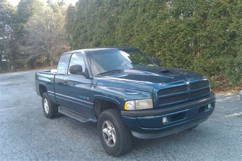 1998 Dodge Ram 1500 Sport by Sell Used 1998 Dodge Ram 1500 Sport Extended Cab 2
