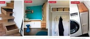 Meuble Pour Petit Espace : petit appart meubles escamotables et super astuces pour ~ Premium-room.com Idées de Décoration