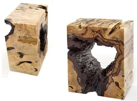Furniture Natural Wood Color Wall Shelf Home Decor: 84 Best Hollow Logs Images On Pinterest