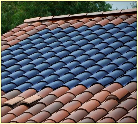 solar panel roof tiles home design ideas