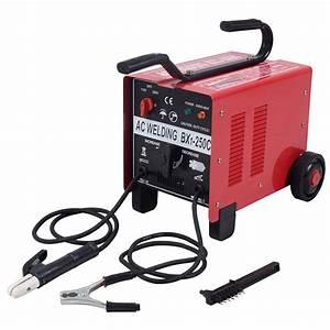 Arc Mma 250 Amp Welder Welding Soldering Machine 110v  220v