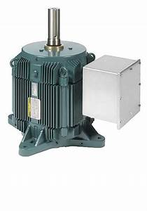 Industrial Cooling Tower Direct Drive Motor And Vsd