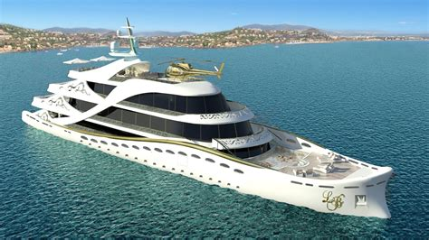 Yacht Luxury by Luxury Interior Design Lidia Bersani Yacht