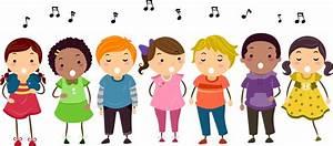 Best Children Singing Clipart #19583 - Clipartion.com