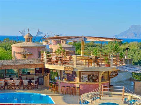 Kissamos Windmills, Hotels Kissamos, Chania, Crete, Greece