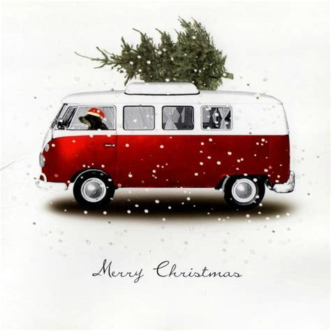 volkswagen christmas 271 best vw xmas images on pinterest cars vw vans and
