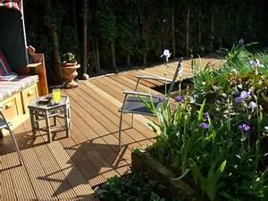 Terrassengestaltung Mit Holz Und Stein : planung einer terrasse ~ Eleganceandgraceweddings.com Haus und Dekorationen