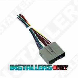 Aftermarket Car Stereo Wiring Harness For Ford  Radio