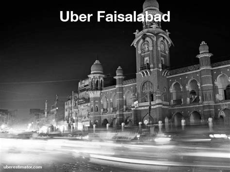 Uber Pakistan (available In 8 Cities
