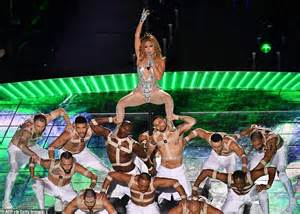 Jlo Puts On A Very Racy Super Bowl 2020 Half Time