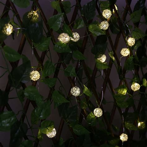 indoor outdoor decorative lighting string light