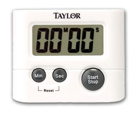 Taylor 5827-21 Digital Kitchen Timer , New, Free Shipping Rattan Lamp Shade Wood Base Floor Japanese Paper Lamps Clear Glass Table For Living Room Mitsubishi Cartridge Replacement D95-lmp Gas District Hotels Kids Desk