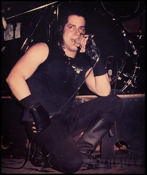 GD 1988, NJ, first Danzig show ever | Danzig, Danzig ...