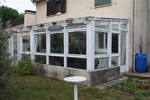 Jardin D Hiver Veranda : jardin d hiver veranda bois aluminium valence drome ~ Premium-room.com Idées de Décoration