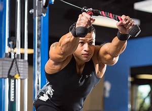 The Ultimate Shoulders And Triceps Blast