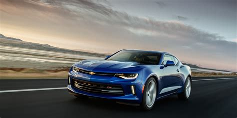 chevy vehicles 2018 camaro y camaro zl1 2018 auto deportivo chevrolet autos post