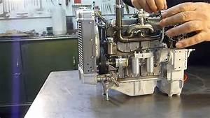 Motore Trattore Fiat 70 C Scala 1-5 Video 2