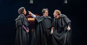 REVIEW: Harry Potter and the Cursed Child Is Unlike ...