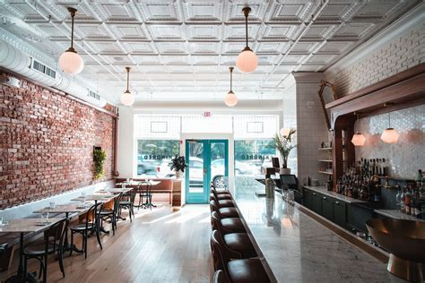 A 1914 Pharmacy Becomes A Restaurant In Davidson, NC