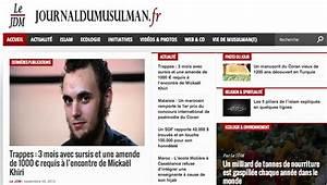 Le Journal Du Musulman : muslimsph re les nouveaux sites d 39 actualit ~ Medecine-chirurgie-esthetiques.com Avis de Voitures
