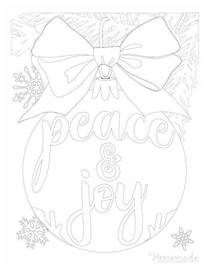 Coloring Printable Easy Homemade Gifts Adults Simple