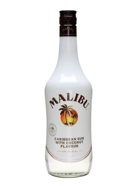 Malibu Coconut Liqueur  The Whisky Exchange