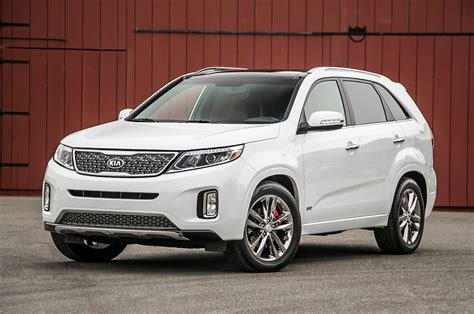 2014 Kia Sorento Review 2014 kia sorento reviews and rating motor trend