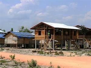 maisons sur pilotis With construction maison sur pilotis