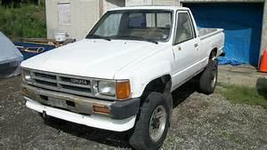 Fs  Noratl   86 Toyota Pickup 4x4  5spd  22r 1500  Runs