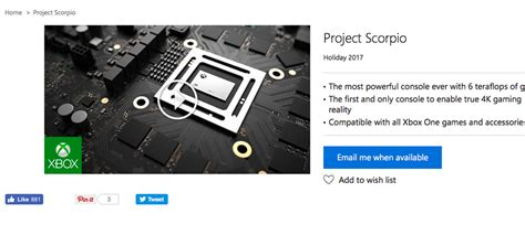 si鑒e de microsoft la xbox scorpio arrive dès aujourd hui sur le site de microsoft ma chaîne étudiante tv
