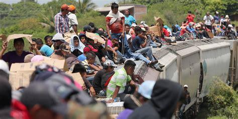 La Bestia La Bestia Le De La Mort Des Migrants Mexicains