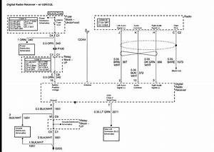 2002 Chevy Avalanche Radio Wiring Diagram