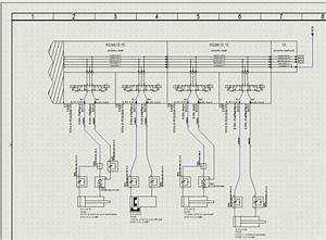 Valve Manifold Pneumatic Schematic  U2013 Ese Llc Engineering Support For Manufacturing
