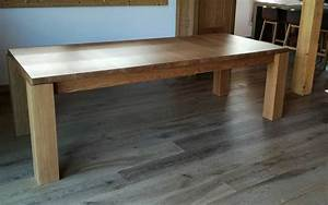 Table Bois Massif Ikea : table en bois massif des tables artisanale 100 fran aise cr ation laurent vuillemin ~ Farleysfitness.com Idées de Décoration