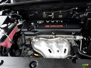 2006 Toyota Rav4 Standard Rav4 Model 2 4 Liter Dohc 16v