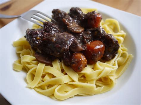 cuisiner viande boeuf bourguignon rapide multidélices